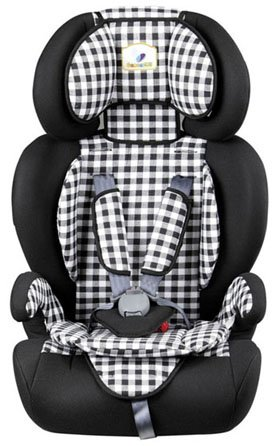 Microfiber Toddler Baby Car Seats Safety SeatCarseat GE-D04