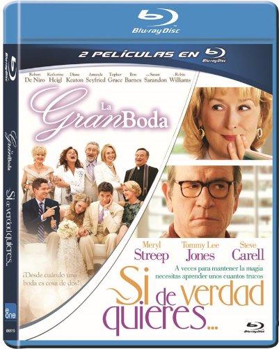 Pack: La Gran Boda + Si De Verdad Quieres... [Blu-ray]