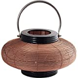 Sutra Decor Mesh Iron 1 - Cup Tealight Holder (Copper, Pack Of 1)