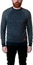 Republic Men39s Crewneck Knit Pullover Sweater