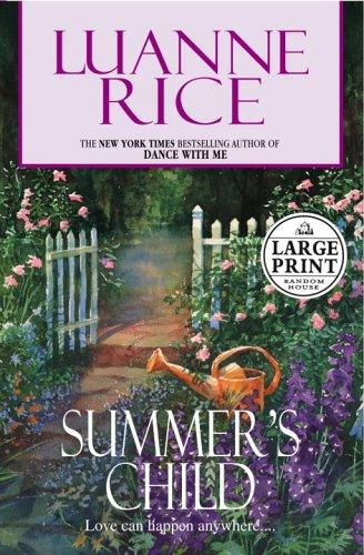 Summer's Child (Random House Large Print)