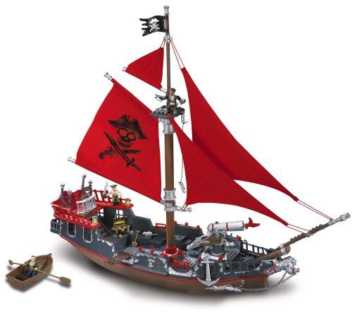 Mega Bloks Pyrates Admiral Scathe's Predator