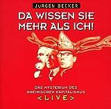 Da wissen Sie mehr als ich, 2 CD-Audio - Jürgen Becker