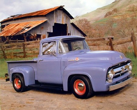 In Praise of Older Trucks