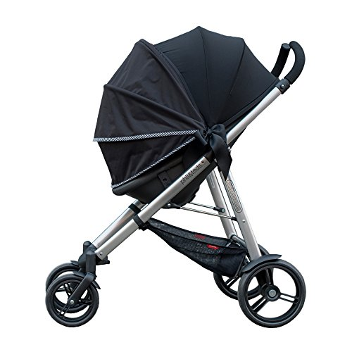Olive + Oliver Simpleshade Universal Stroller Shade, Black