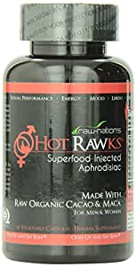 Raw Nations Hot Rawks - Superfood Injected Aphrodisiac