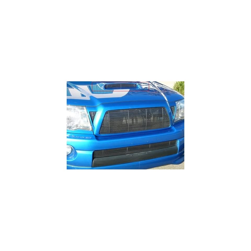 T Rex Hood Scoop Billet Grille Insert, 1 Pc   Horizontal, for the 2006 Toyota Tacoma