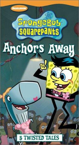 spongebob squarepants anchors away vhs