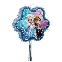 Disney Frozen Snowflake Piñata, Pull String from Unique