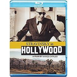 Stravinsky in Hollywood [Blu-ray]