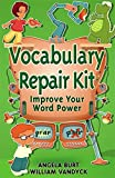 img - for Repair Kits: Vocabulary Repair Kit by Angela Burt (2006-07-06) book / textbook / text book