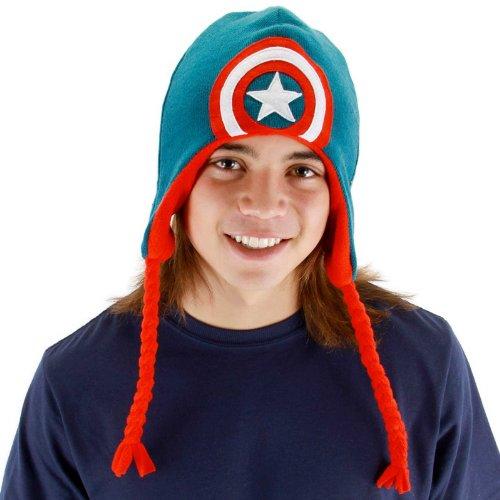 elope Marvel's Avengers Assemble Captain America Laplander - 1