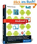 Android 5: Apps entwickeln mit Androi...