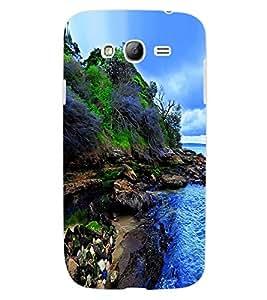 ColourCraft Nature Design Back Case Cover for SAMSUNG GALAXY GRAND Z I9082Z