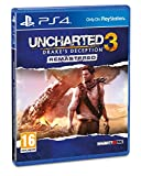 Cheapest Uncharted 3 Drakes Deception Remastered (PS4) on PlayStation 4