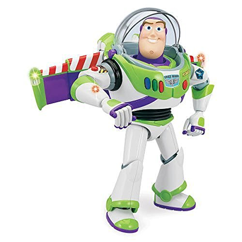 Disney Advanced Talking Buzz Lightyear Action Figure 12''  (Official Disney Product). Ideal Toy For Child and Kid. (Buzz Lightyear Space Ranger compare prices)