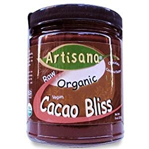 Artisana Coconut Butter-Cacao Bliss (100% Organic),8-Ounce