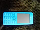 NOKIA 206 CYAN BLUE TESCO MOBILE PHONE