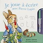 Je joue � �crire avec Pierre Lapin