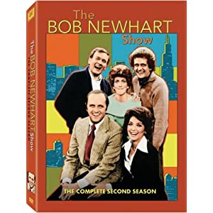 The Bob Newhart Show - The Complete Second Season movie