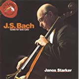 Bach;Cello Suitesby Janos Starker