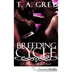 Breeding Cycle (The Kategan Alphas, #1) (paranormal erotica) (English Edition)