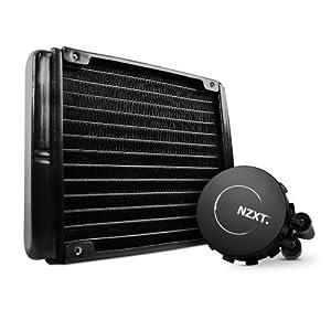 NZXT Technologies KRAKEN X40 Premium 140MM Ultra Performance Liquid CPU Cooler RL-KRX40-01 Black