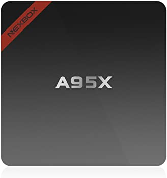 NEXBOX A95X Android 5.1 4K Smart TV Box