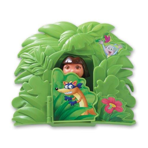 DecoPac Dora the Explorer Jungle DecoSet Cake Topper