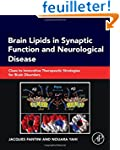Brain Lipids in Synaptic Function and...