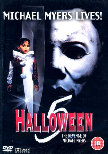 Halloween V: The Revenge of Michael Myers [DVD]