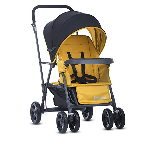 Joovy Caboose Graphite Stand On Tandem Stroller, Amber (Stand And Ride Strollers compare prices)