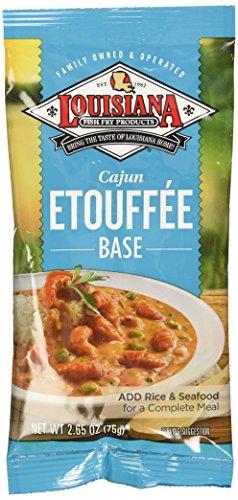 Louisiana Cajun Etouffee' Mix (6 pack)