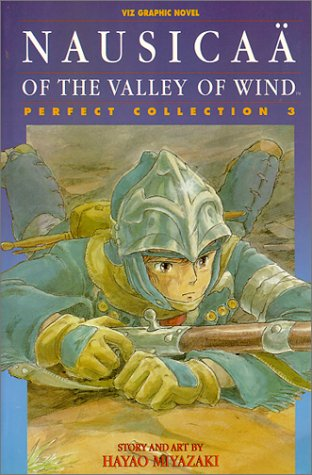 Nausicaa of the Valley of Wind (Nausicaa of the Valley of the Wind (Sagebrush))Hayao Miyazaki