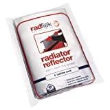 Radflek Radiator Reflectors (3 Sheets, Fits 3-6 Radiators)by Radflek