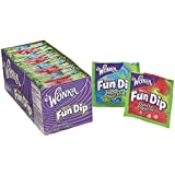 Wonka® Lik-m-aid® Fun DipTM Candy (48 pcs. per unit, 1 lb. 8 oz.) Fat-free.