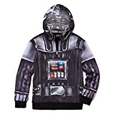 Star Wars Boys' Darth Vader Costume Hoodie S(6/7)