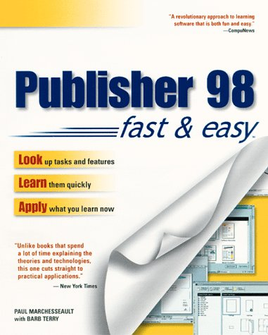 Publisher 98 Fast & Easy