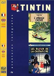 Les Aventures de Tintin : L'Oreille cassée / Les Bijoux de la Casafiore
