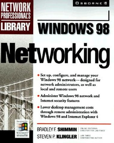 Windows 98 Networking (Network professional's library)