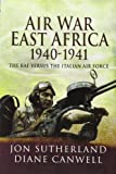img - for AIR WAR IN EAST AFRICA 1940-41 book / textbook / text book