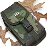 Rebono Camouflage / Camo Belt Holster Pouch With Metal Clip For iPhone 5/5s Otterbox Armor Series Waterproof Case Reviews