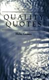 img - for By Helio Gomes Quality Quotes (1st First Edition) [Paperback] book / textbook / text book