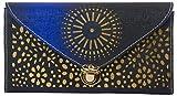 Desence Bags House Clutch (Blue)