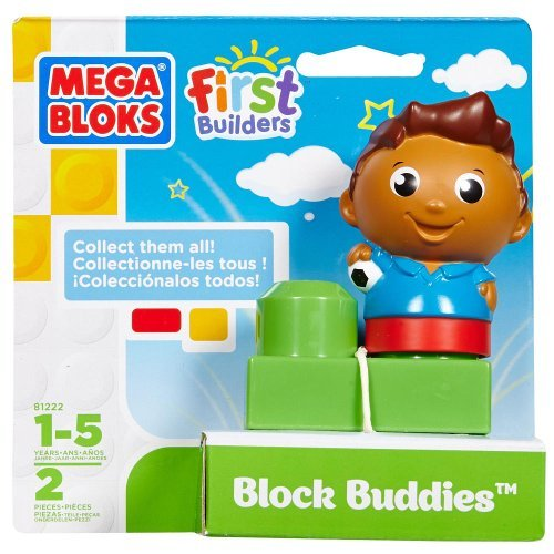 Block Buddies Semi Blind Packs - Lil Soccer Star