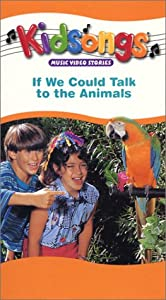 Amazon.com: Kidsongs - If We Could Talk to the Animals [VHS]: Bruce