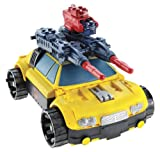 Transformers Armada Built To Rule Hot Shot