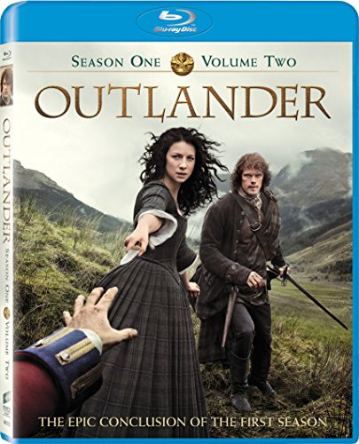 Outlander: Season 1 - Vol 2 [Blu-ray] [Import]