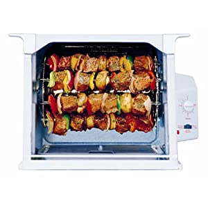 ronco showtime rotisserie & bbq manual