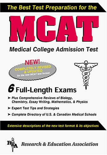 Best Test Preparation for the Mcat - Print + CD-Rom